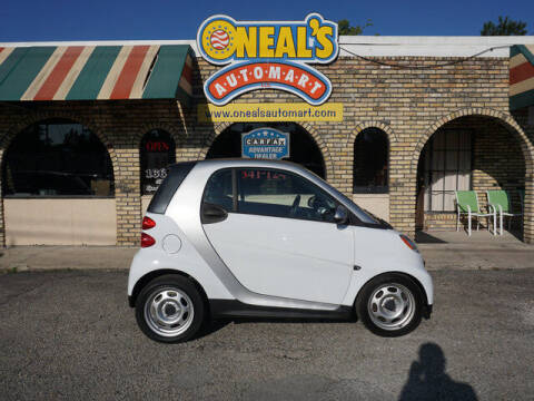 2014 Smart fortwo for sale at Oneal's Automart LLC in Slidell LA