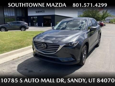 2020 Mazda CX-9 for sale at Southtowne Mazda of Sandy in Sandy UT