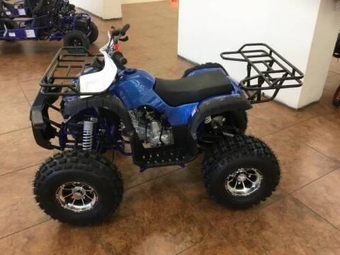 2021 TAO MOTOR T FORCE 125 for sale at Advanti Powersports in Mesa AZ