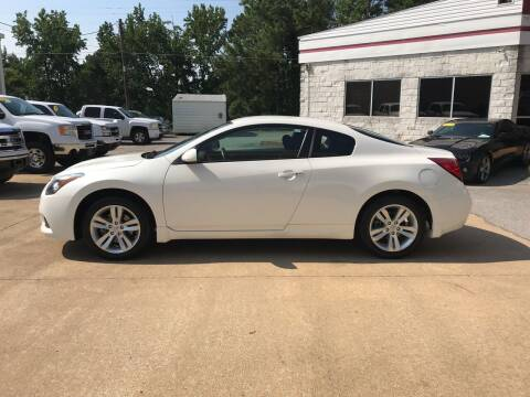 2010 Nissan Altima for sale at Northwood Auto Sales in Northport AL