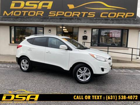 2011 Hyundai Tucson for sale at DSA Motor Sports Corp in Commack NY