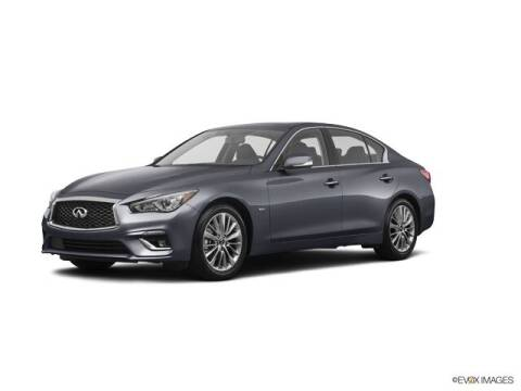 2020 Infiniti Q50 for sale at Douglass Automotive Group in Central Texas TX