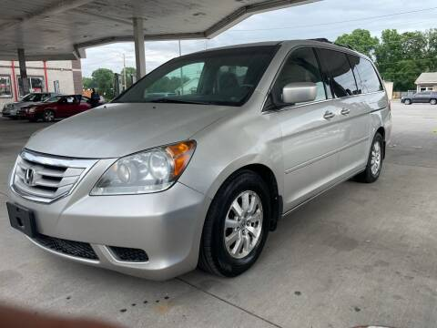 2009 Honda Odyssey for sale at JE Auto Sales LLC in Indianapolis IN