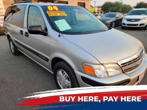2004 Chevrolet Venture for sale at Super Cars Sales Inc #1 - Super Auto Sales Inc #2 in Modesto CA