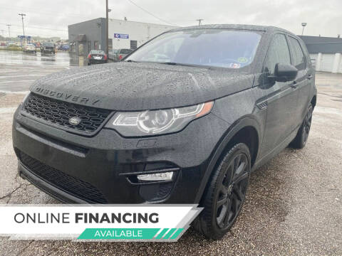 2017 Land Rover Discovery Sport for sale at Family Auto in Barberton OH