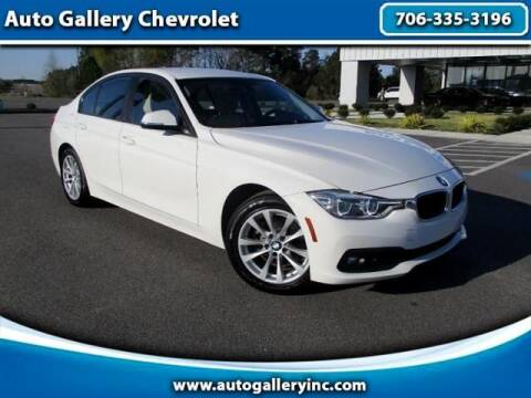 2018 BMW 3 Series for sale at Auto Gallery Chevrolet in Commerce GA