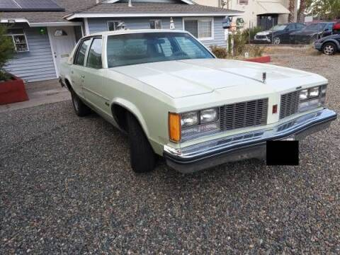 1979 Oldsmobile Delta Eighty-Eight for sale at Classic Car Deals in Cadillac MI