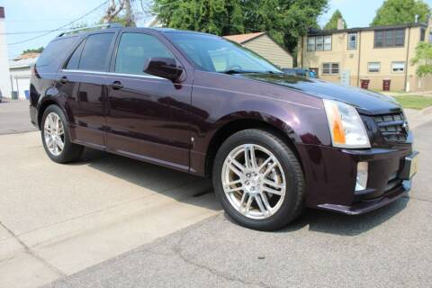 2008 Cadillac SRX for sale at K & L Auto Sales in Saint Paul MN