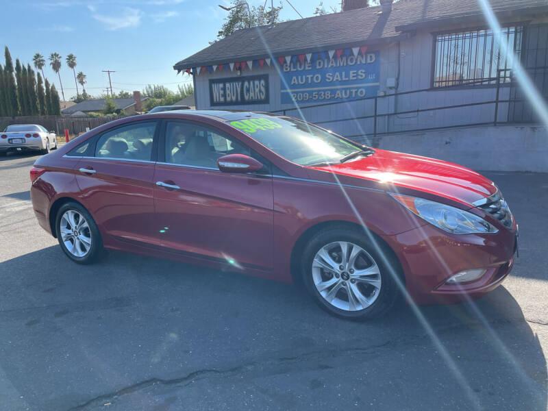2013 Hyundai Sonata for sale at Blue Diamond Auto Sales in Ceres CA