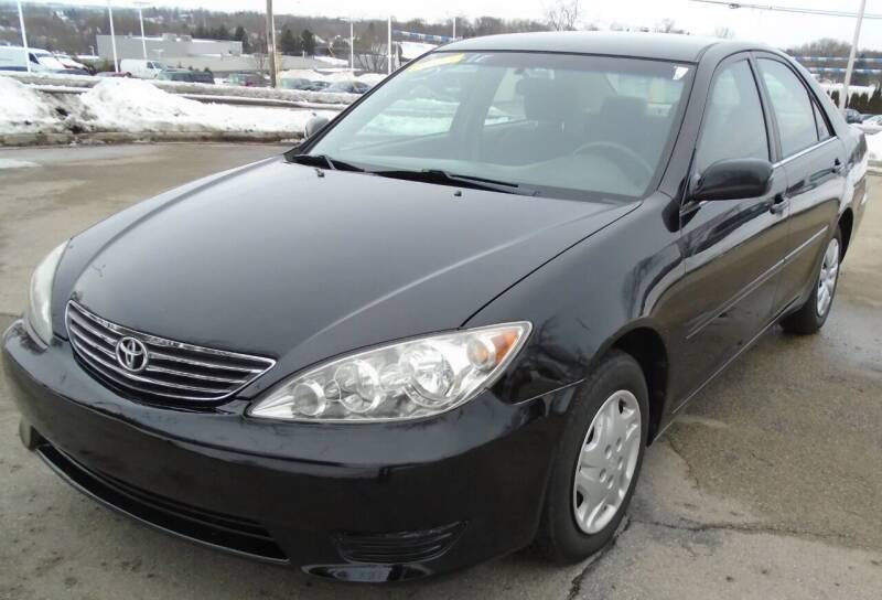 2005 Toyota Camry for sale at Waukeshas Best Used Cars in Waukesha WI
