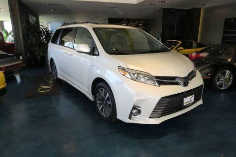 2020 Toyota Sienna for sale at OC Autosource in Costa Mesa CA
