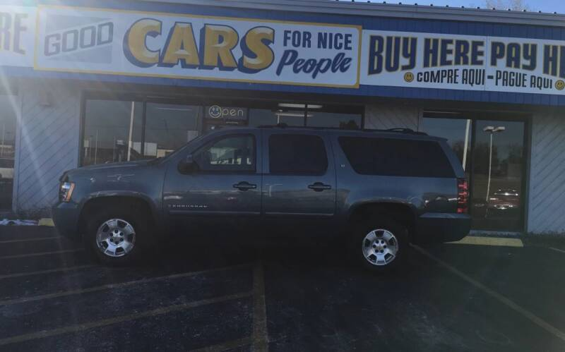 2008 Chevrolet Suburban for sale at Good Cars 4 Nice People in Omaha NE