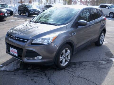 2014 Ford Escape for sale at Charlies Auto Village in Pelham NH
