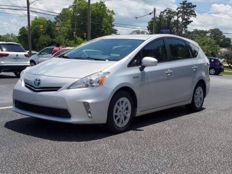 2013 Toyota Prius v for sale at Gentry & Ware Motor Co. in Opelika AL