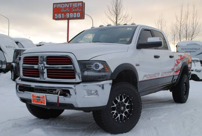 2014 RAM Ram Pickup 2500 for sale at Frontier Auto & RV Sales in Anchorage AK