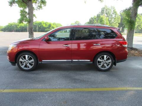 2014 Nissan Pathfinder for sale at A & P Automotive in Montgomery AL