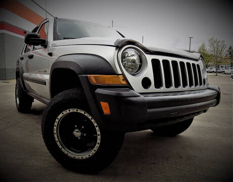 2007 Jeep Liberty for sale at A1 Group Inc in Portland OR