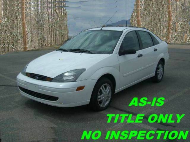 2003 Ford Focus for sale at CAR  HEADQUARTERS in New Windsor NY