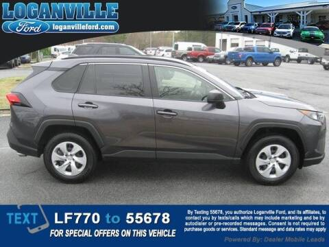 2019 Toyota RAV4 for sale at Loganville Quick Lane and Tire Center in Loganville GA