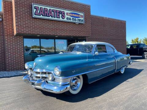 1950 Cadillac 2DR Coupe for sale at Zarate's Auto Sales in Caledonia WI
