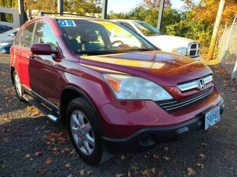 2008 Honda CR-V for sale at Universal Auto INC in Salem OR