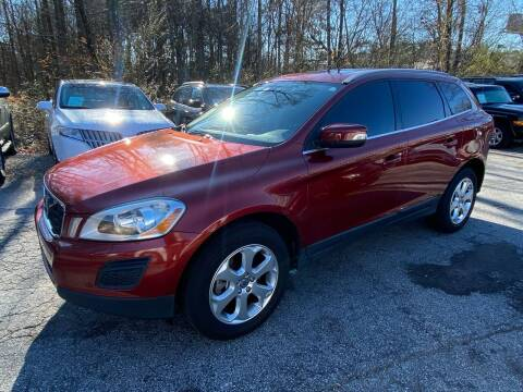 2013 Volvo XC60 for sale at Car Online in Roswell GA