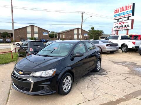 2017 Chevrolet Sonic for sale at Car Gallery in Oklahoma City OK
