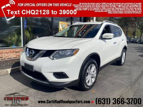 2014 Nissan Rogue for sale at CERTIFIED HEADQUARTERS in St James NY