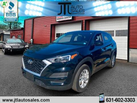 2019 Hyundai Tucson for sale at JTL Auto Inc in Selden NY
