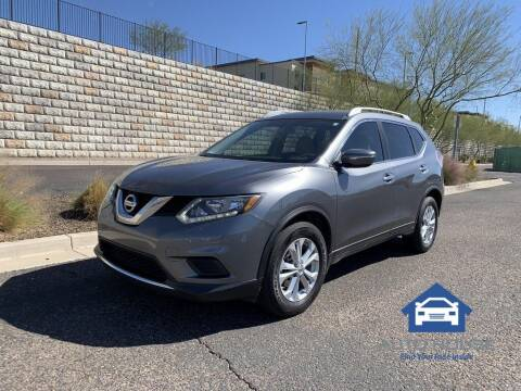 2015 Nissan Rogue for sale at AUTO HOUSE TEMPE in Tempe AZ