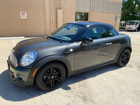2015 MINI Coupe for sale at 7 Auto Group in Anaheim CA