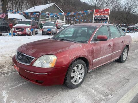 2006 Ford Five Hundred for sale at Korz Auto Farm in Kansas City KS