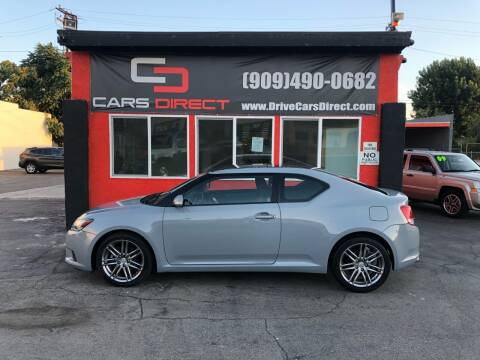 2012 Scion tC for sale at Cars Direct in Ontario CA