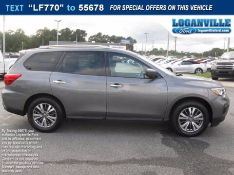 2019 Nissan Pathfinder for sale at NMI in Atlanta GA