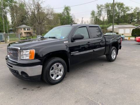 2012 GMC Sierra 1500 for sale at Twin Rocks Auto Sales LLC in Uniontown PA