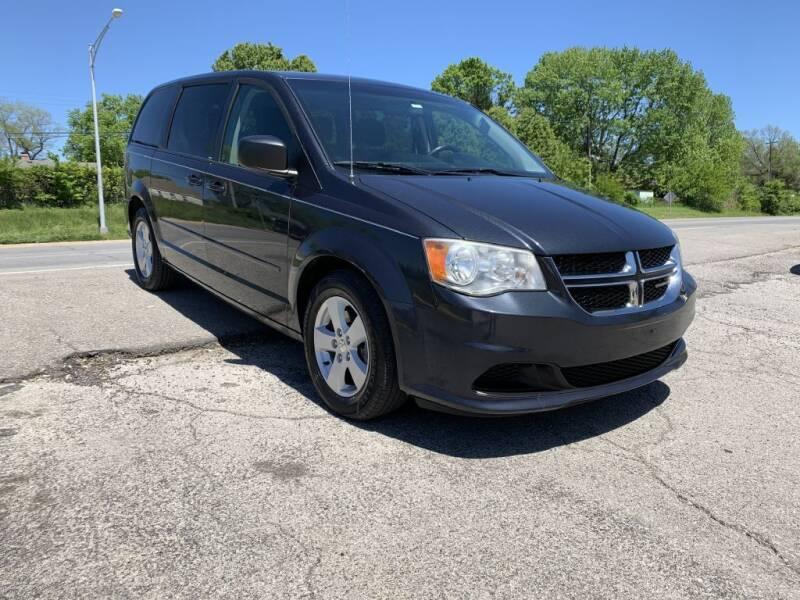2013 Dodge Grand Caravan for sale at InstaCar LLC in Independence MO