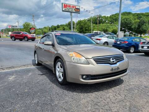 2008 Nissan Altima for sale at MARLAR AUTO MART SOUTH in Oneida TN