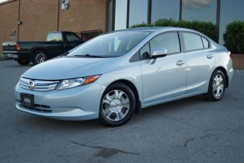 2012 Honda Civic for sale at Next Ride Motors in Nashville TN