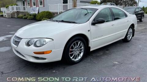 2001 Chrysler 300M for sale at RBT Automotive LLC in Perry OH