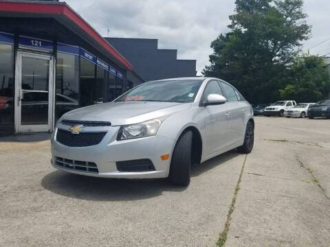 2012 Chevrolet Cruze for sale at Import Performance Sales - Henderson in Henderson NC