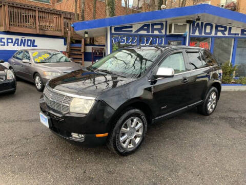 2008 Lincoln MKX for sale at Car World Inc in Arlington VA
