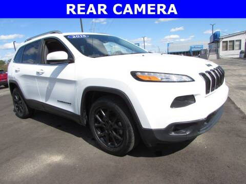 2015 Jeep Cherokee for sale at MATTHEWS HARGREAVES CHEVROLET in Royal Oak MI