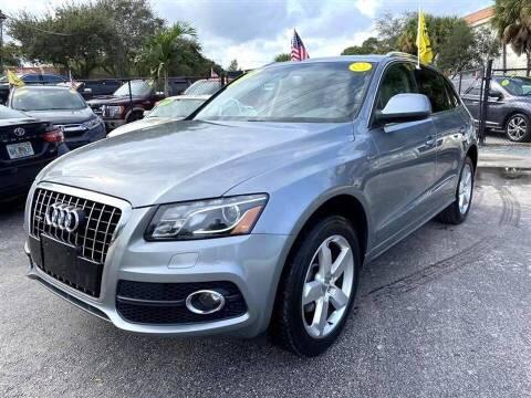 2011 Audi Q5 for sale at EZ Own Car Sales of Miami in Miami FL