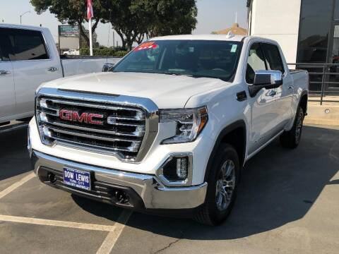 2021 GMC Sierra 1500 for sale at Dow Lewis Motors in Yuba City CA