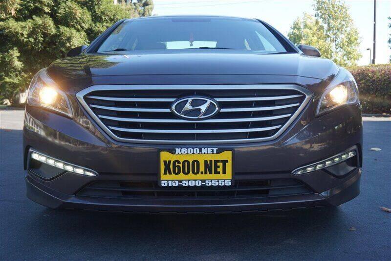 2015 Hyundai Sonata SE 4dr Sedan - Fremont CA