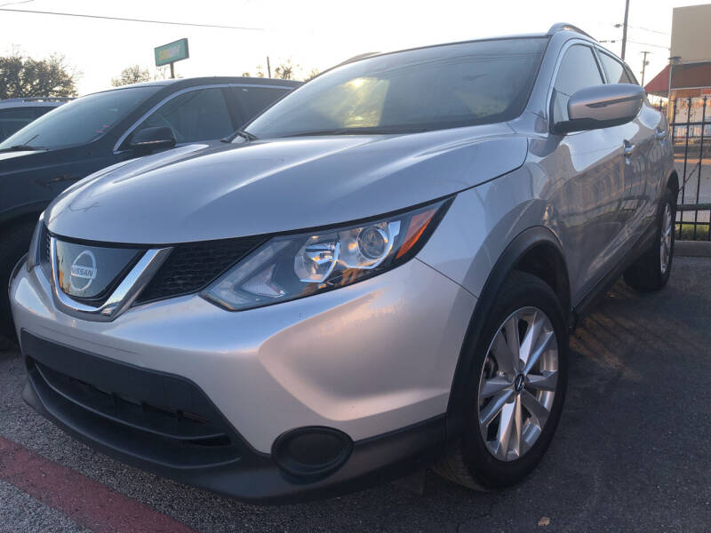 2019 Nissan Rogue Sport for sale at Auto Access in Irving TX