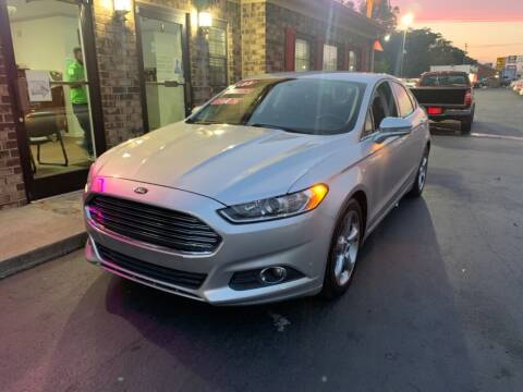 2013 Ford Fusion for sale at Smyrna Auto Sales in Smyrna TN