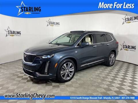2020 Cadillac XT6 for sale at Pedro @ Starling Chevrolet in Orlando FL