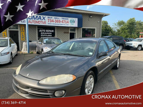 2004 Chrysler Intrepid for sale at Cromax Automotive in Ann Arbor MI