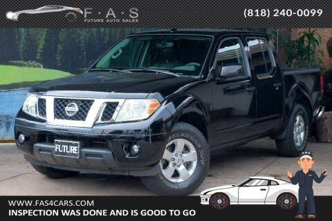 2013 Nissan Frontier for sale at Best Car Buy in Glendale CA